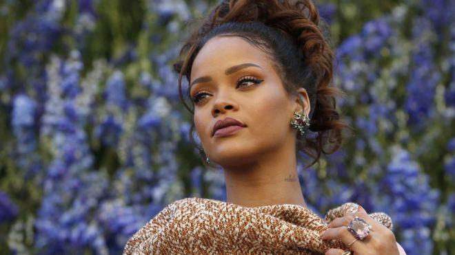 Rihanna contact info