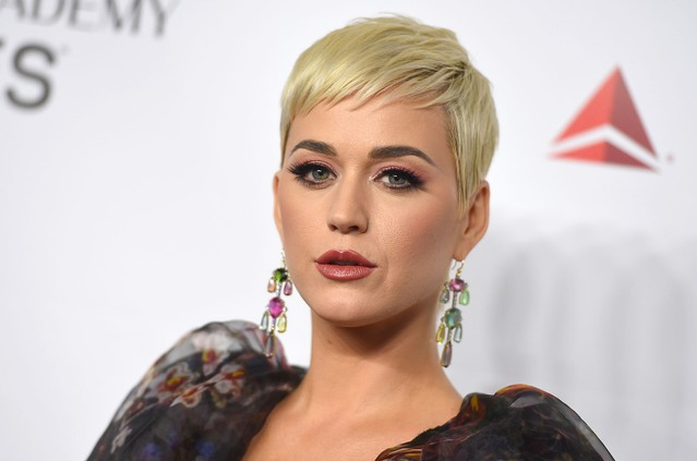 Katy Perry Contact Details