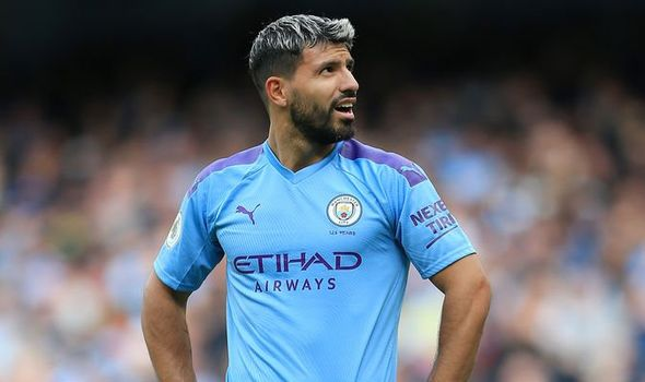 Sergio Agüero phone number