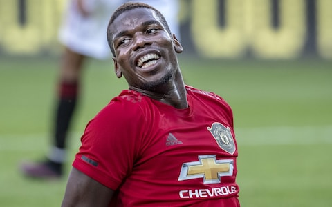 Paul Pogba contact number