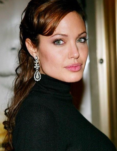 Angelina Jolie phone number
