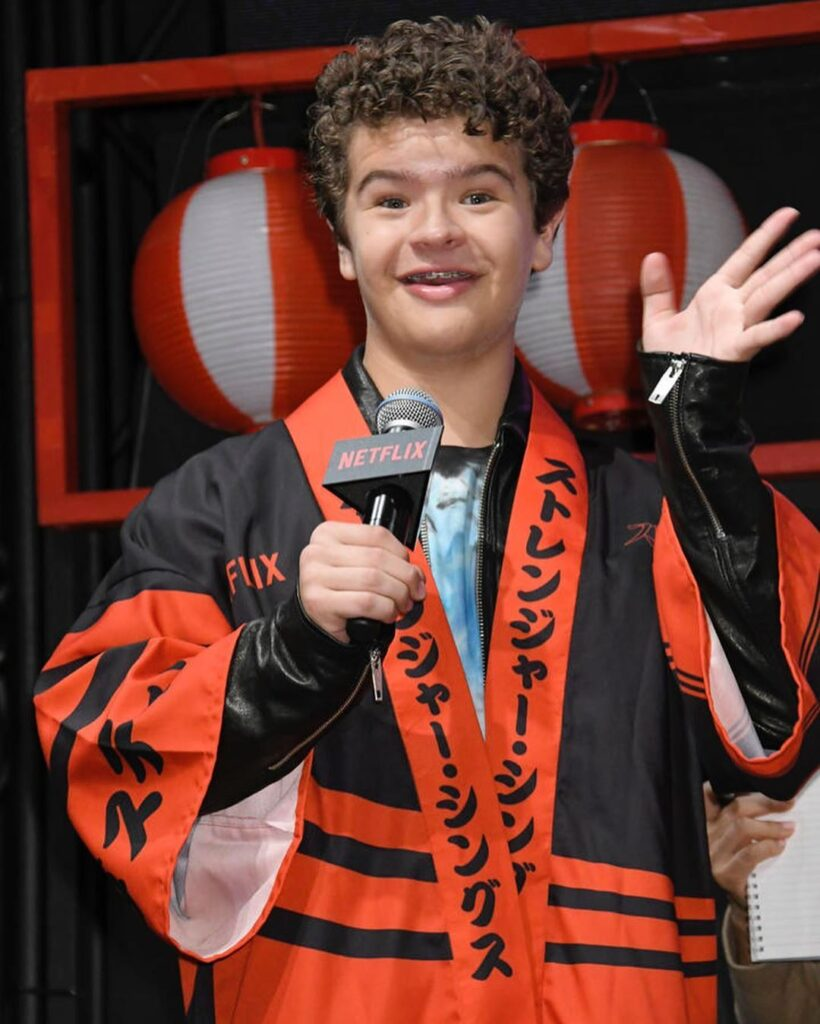 Gaten Matarazzo phone number, house address, email