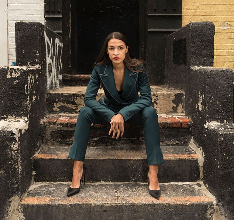 Alexandria Ocasio-Cortez Phone Number, Address, Email, Biography and Contact